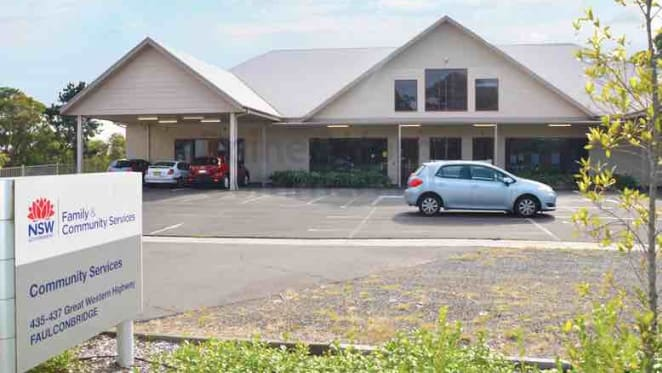 Blue Mountains office leased to government up for sale via Raine & Horne