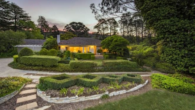 Red Hill home on one of Canberra's largest blocks offered