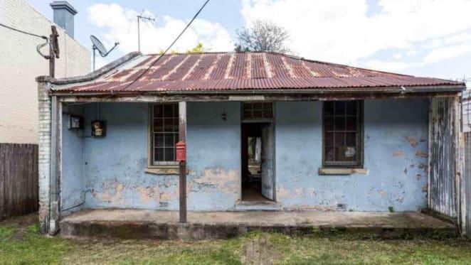 Rundown Redfern cottage price revised to $2.5 million