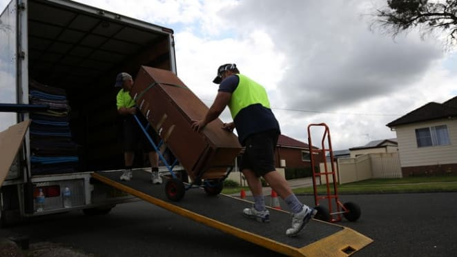 Removalists earn the highest hourly rate among Australia's Tradie Rich List
