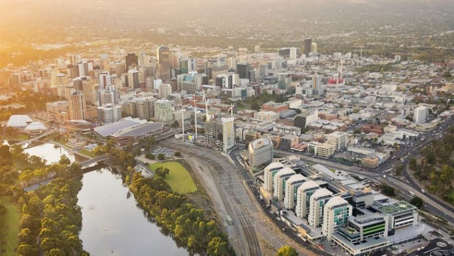 SA Renewal industrial projects underway in Adelaide: HTW
