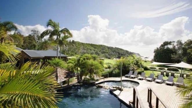 Aanuka beachfront resort development in Coffs Harbour on the market