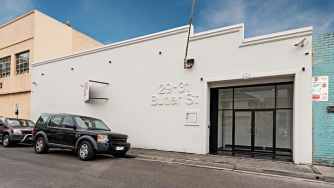 Richmond industrial-style office property for sale