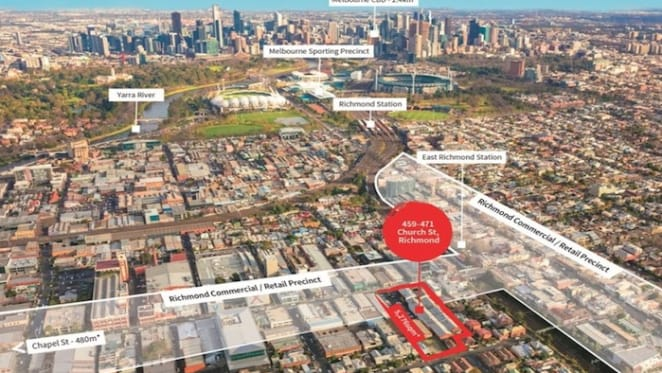 Salta buys site in Richmond for $51 million for office towers