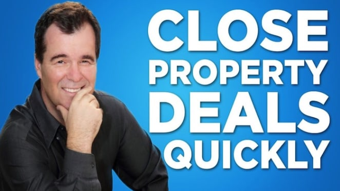 Property spruiker Rick Otton files for bankruptcy