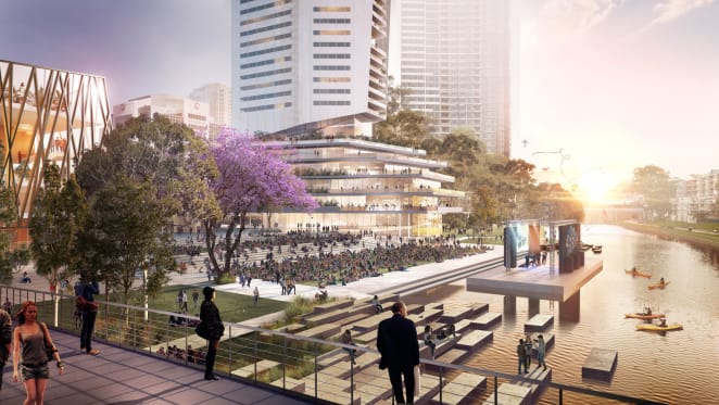 First site on Parramatta River released as part of makeover of riverbank