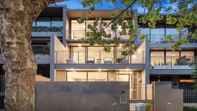 Rob Mills-designed townhouse in East Melbourne hits the market
