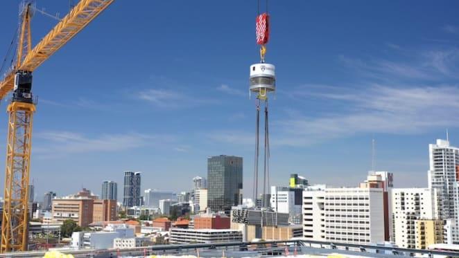 New lifting device Roborigger to improve crane safety