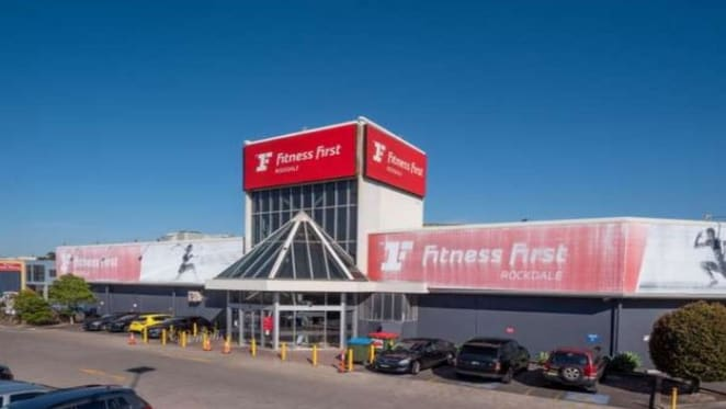 Fitness First Rockdale building sold