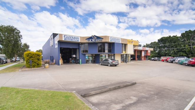 Industrial property in Brisbane Rocklea snapped up pre-auction