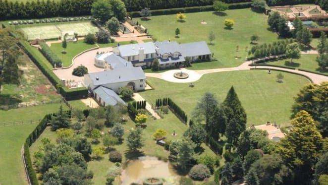 Former Nationals leader John Sharp the latest politician to buy in Southern Highlands