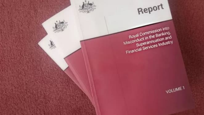 Banking Royal Commission: no commissions, no exemptions, no fees without permission, Hayne gets the government to do a U-turn