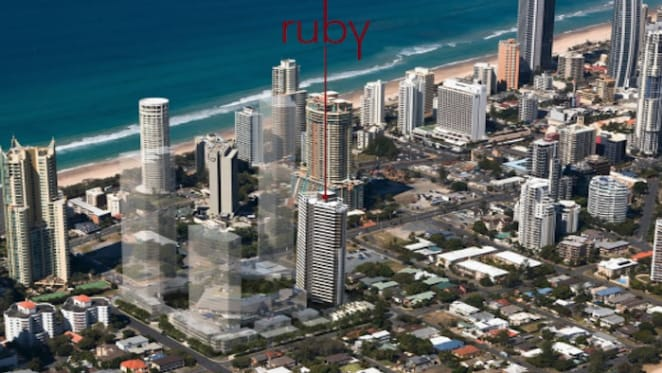 Ralan Ruby, Surfers Paradise white knight could be B1 Group