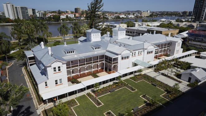 First residents move into repurposed historic Yungaba House at Kangaroo Point