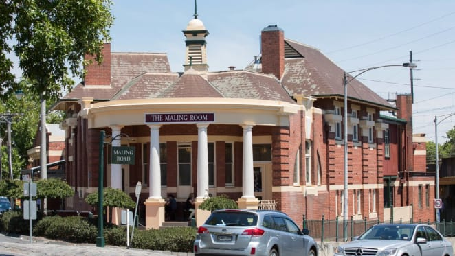 Investment property in Melbourne's iconic Maling Road Village up for auction
