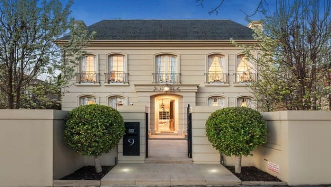 Wellcom Group chairman lists Toorak mansion