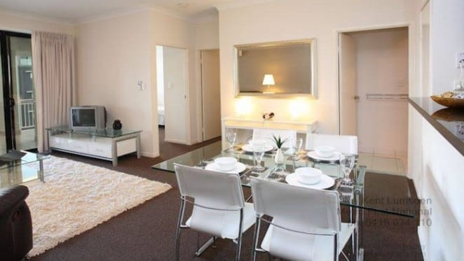 Top floor Zen, South Brisbane apartment sold by mortgagee