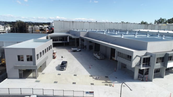Hawley Products lease new industrial facility in Sydney's Seven Hills