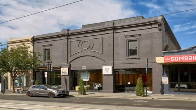 Developer duo sell their South Yarra office on a tight 4 percent yield