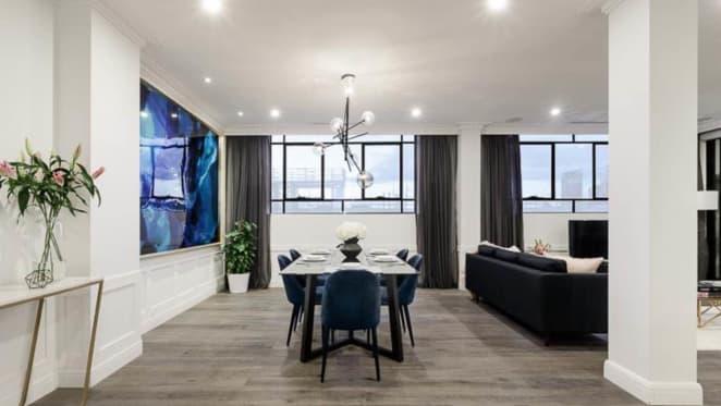 Inside The Block apartments: Sasha and Julia's Port Melbourne renovation