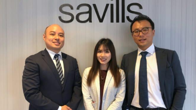 Savills start up Asia Markets team based in Sydney