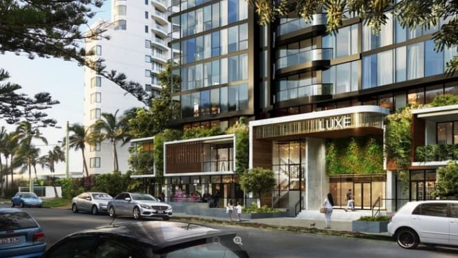 Surfers Paradise site with development approval listed for $25 million