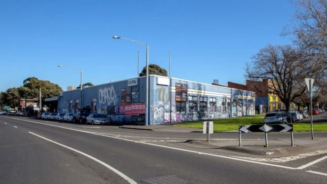 Savills marketing mixed-used Fitzroy North development site