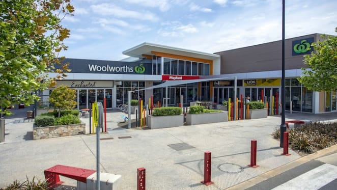 Savills list Woolworths anchored Playford shopping complex in Adelaide