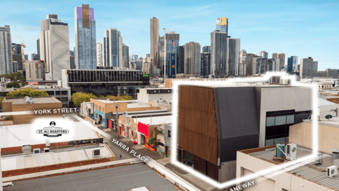 Modern office building on Melbourne CBD fringe sells for $4.2 million through Savills
