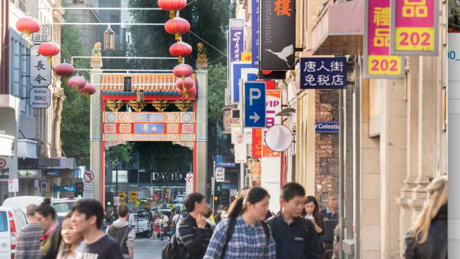 Chinese tourist dollars driving CBD retail: Savills research