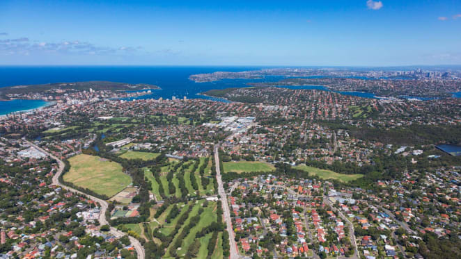 Warringah Golf Clubhouse site in Sydney's Manly on sale