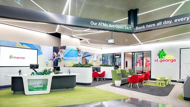 St.George branch in Sydney's Barangaroo earns 6-Star Green Star rating