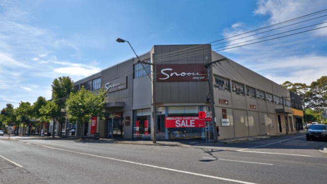 Melbourne's Hawthorn site sells for $17 million on a tight 4% yield