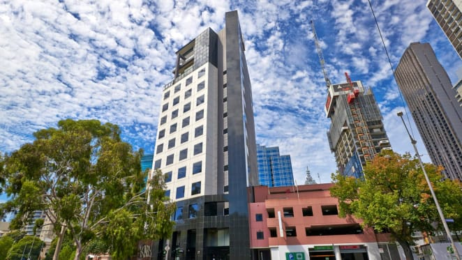 Victoria St office fetches $1.75 million as strata office demand rises in Melbourne