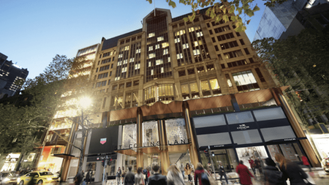 Novotel Melbourne and Collins St retail centre expected to sell for $500 million