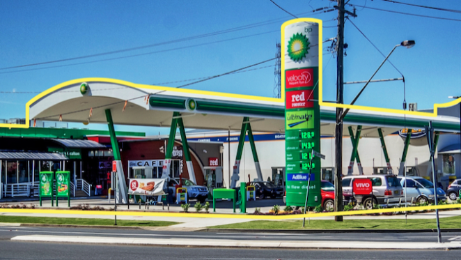 BP retail complex in NSW's Grafton up for sale