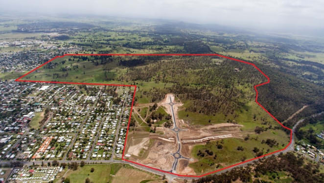 Oakland Estate in Queensland's Beaudesert draws first buyers, $30 million construction underway