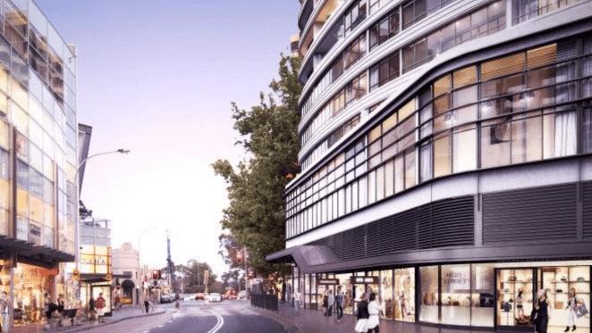 Qualitas' Bondi Junction retail development up for sale