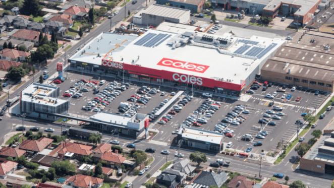Coles puts flagship Coburg North Village in Melbourne on market