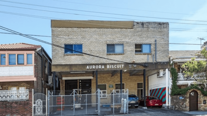 Investor bites into Sydney biscuit factory for $2.6 million through Raine & Horne