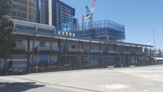 Leasing gains momentum in Victoria's popular Docklands precinct