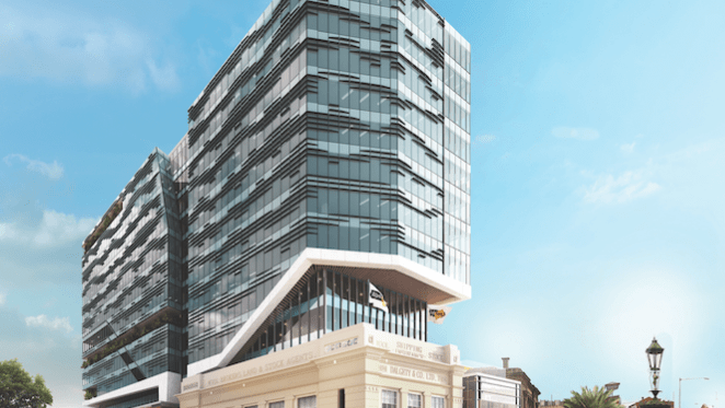 Quintessential Equity gets $68 million from CEFC for green office tower in Geelong