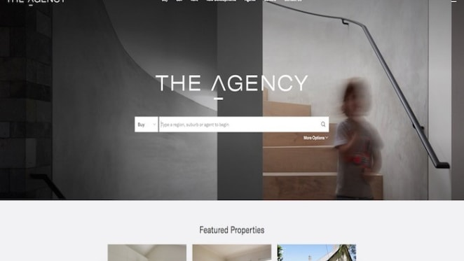 The Agency unveils website with Chic model boss Centennial Park offering