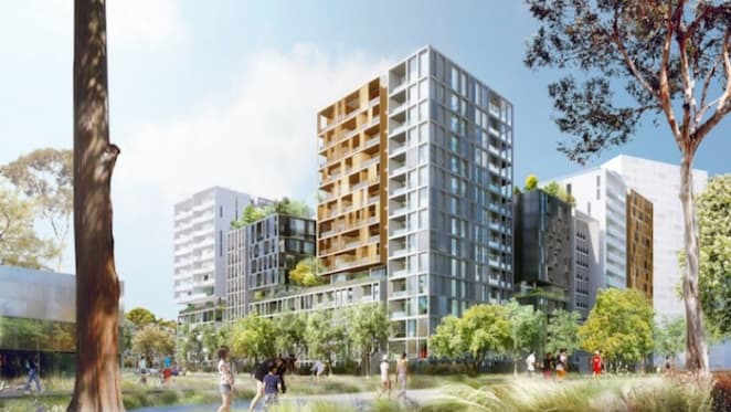 JQZ to build Sydney Olympic Park residential development Vivacity
