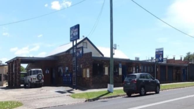 Greenwell Point hotel development site hits the market