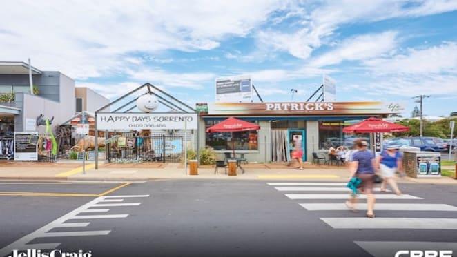 Sorrento shops sell for $3.71 million