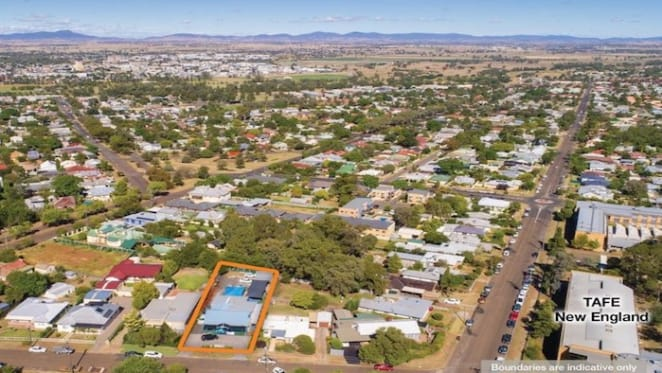 Tamworth childcare investment property listed for sale