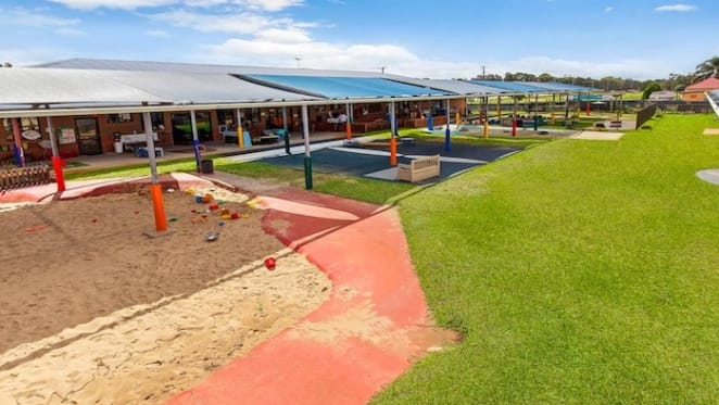 Salt Ash childcare centre sold for $3.4 million.