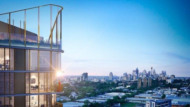 Waterfall, luxury Waterloo development begins construction