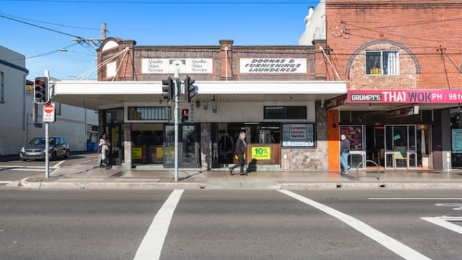 Celebrity dry cleaners hits the market in Sydney's Rozelle